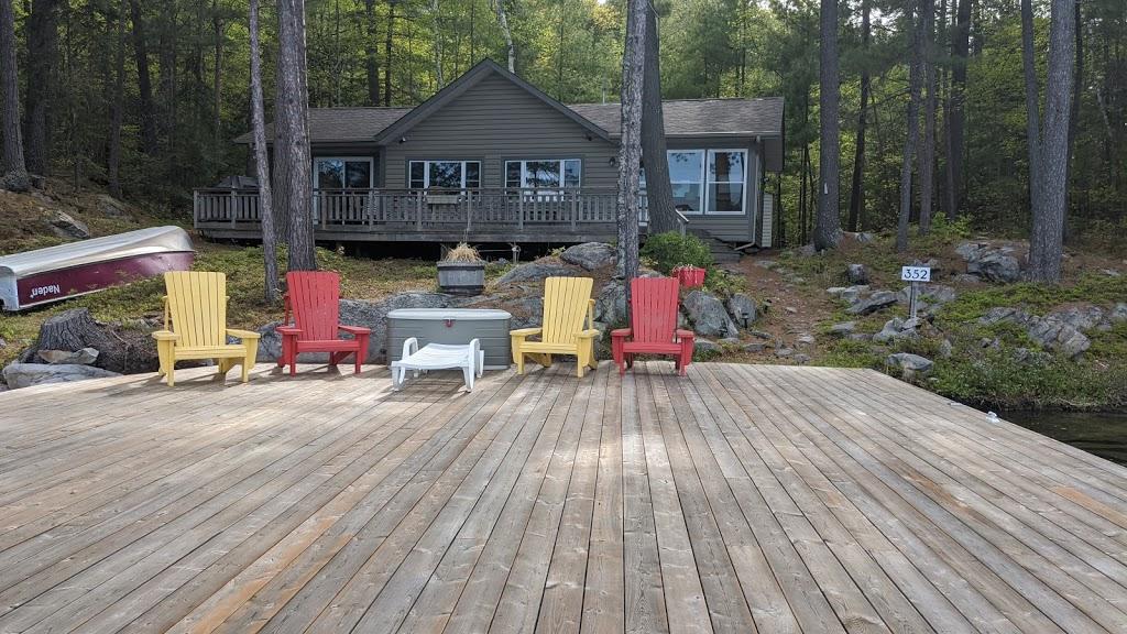 352 Big Pine Island   lodging   Panache Lake Rd, Greater Sudbury, ON P0M, Canada   7056929347 OR +1 705-692-9347