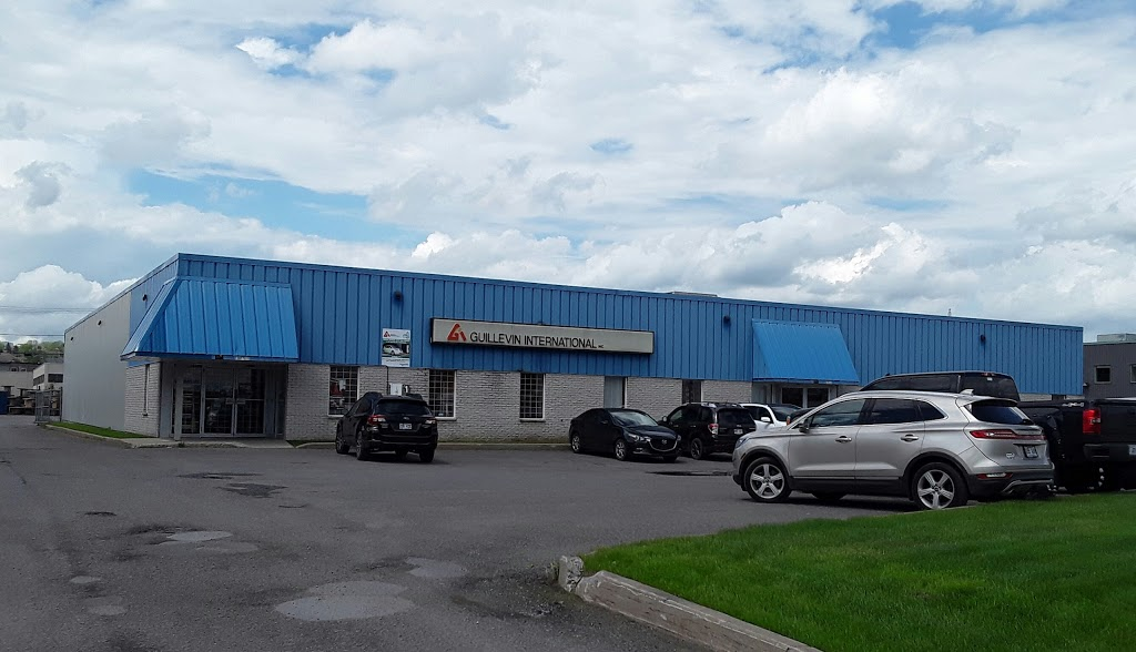 Guillevin International Cie | store | 6085 Rue des Tournelles, Québec, QC G2J 1P7, Canada | 4186263600 OR +1 418-626-3600