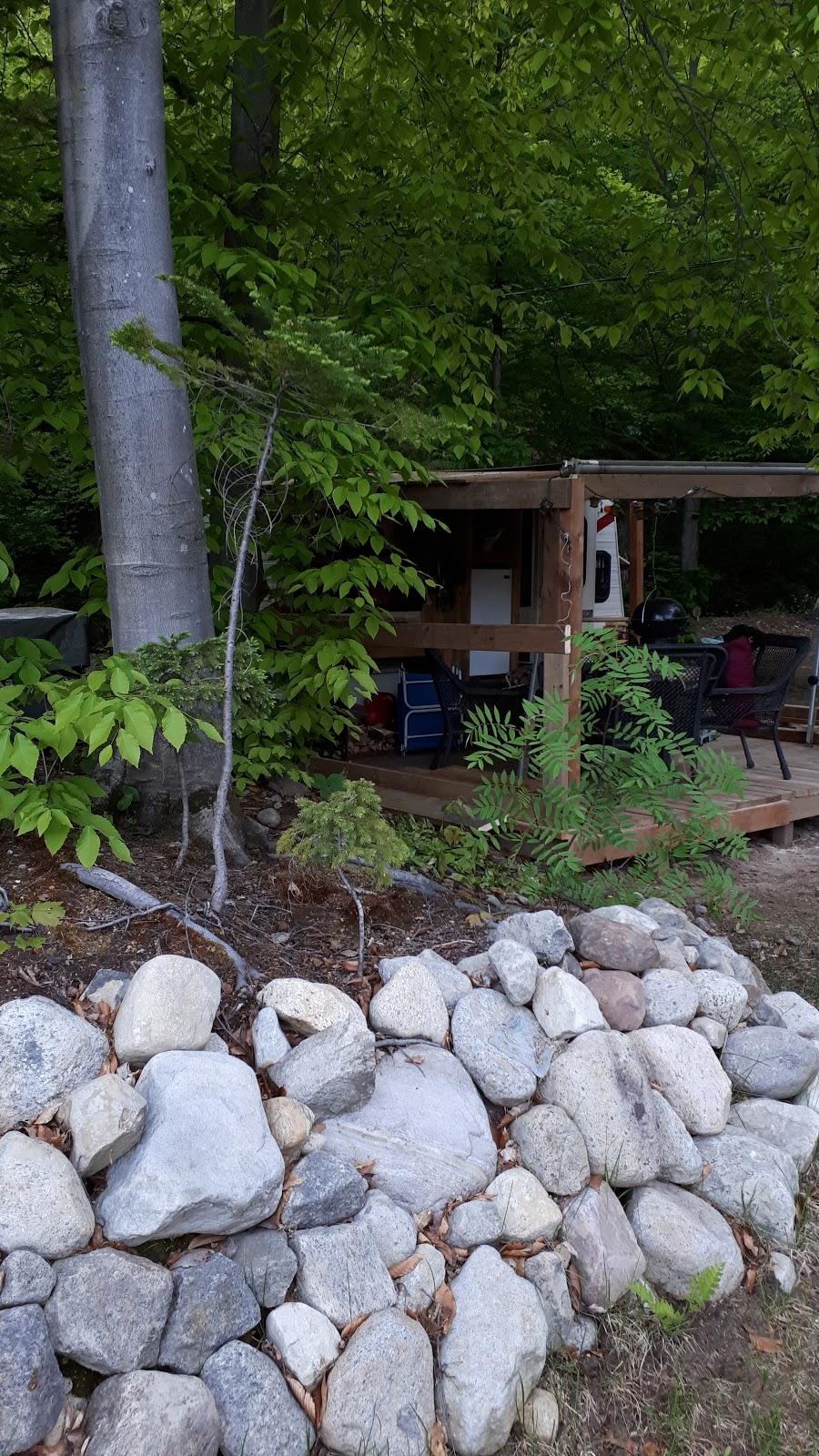 Camping Domaine du Lac Paré   campground   179 Rue Paré, Chertsey, QC J0K 3K0, Canada   4508829929 OR +1 450-882-9929