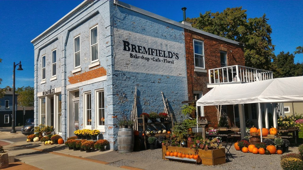 Bremfields | cafe | 91 Main St W, Port Colborne, ON L3K 3V1, Canada | 2898369863 OR +1 289-836-9863