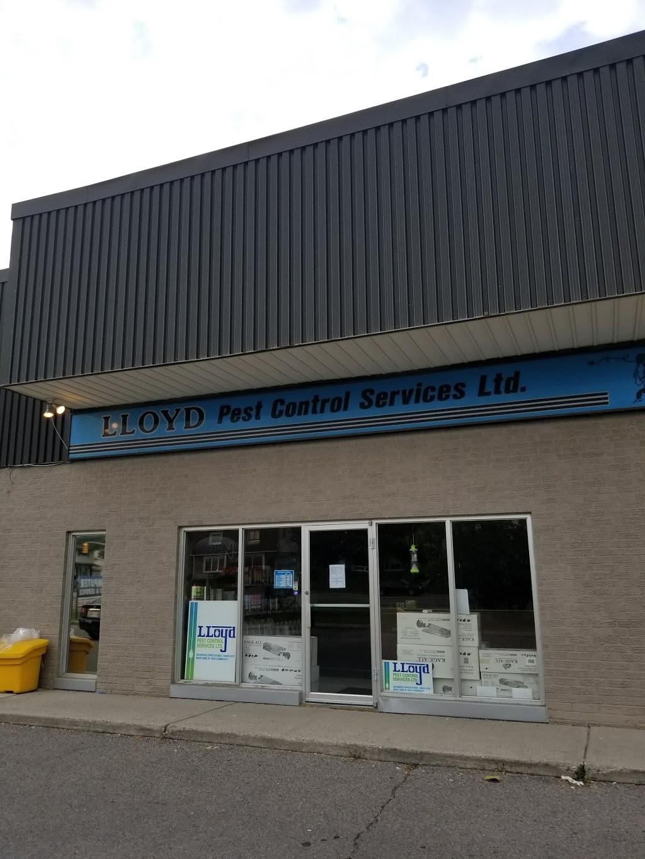 Lloyd Pest Control Ltd   home goods store   133 Taunton Rd W, Oshawa, ON L1G 3T4, Canada   9054360111 OR +1 905-436-0111