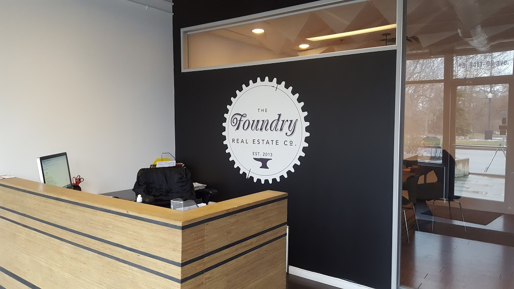 THE FOUNDRY REAL ESTATE CO. | real estate agency | 9411 98 Ave NW #3, Edmonton, AB T6C 2C8, Canada | 5875233267 OR +1 587-523-3267