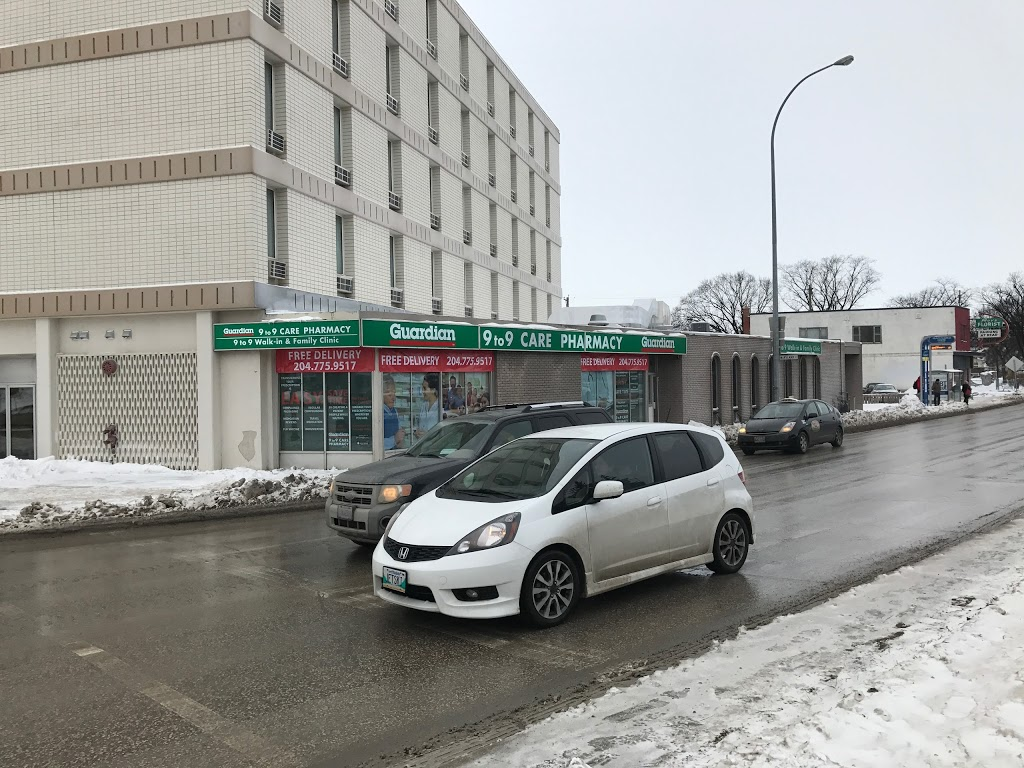 Guardian - 9 To 9 Care Pharmacy | health | 690 Notre Dame Ave, Winnipeg, MB R3E 0L7, Canada | 2047759517 OR +1 204-775-9517