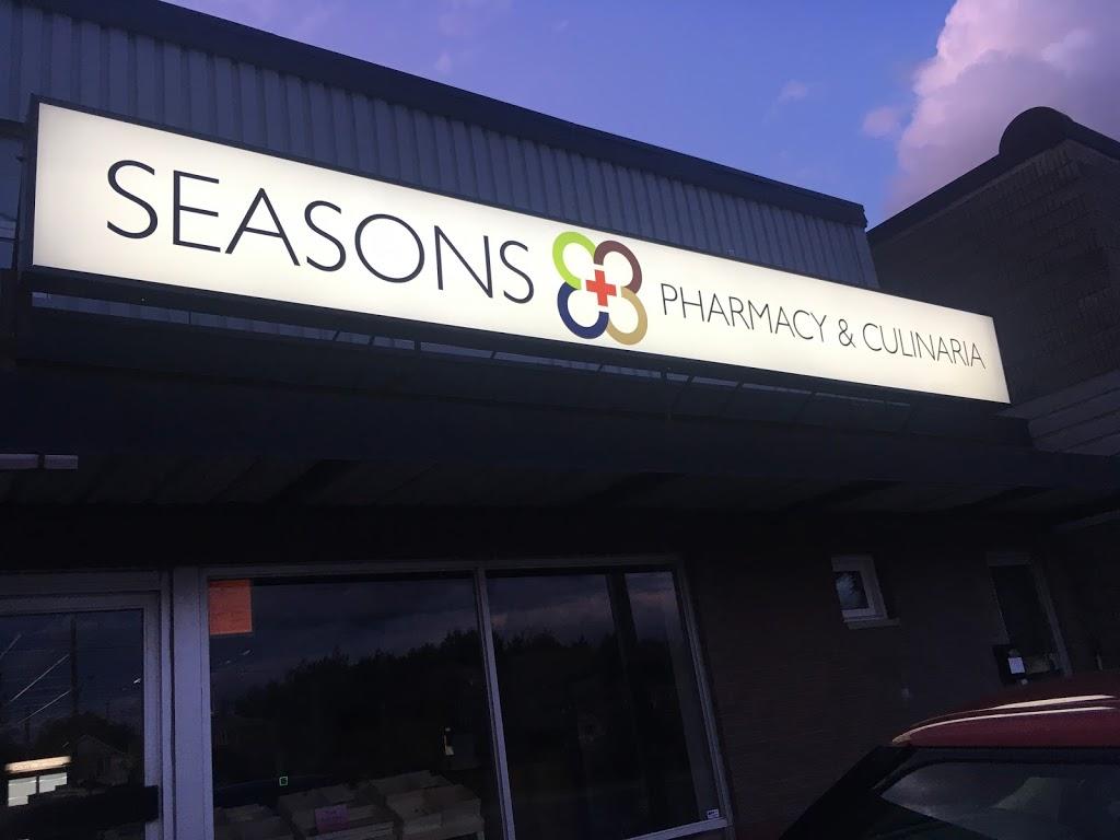 Seasons Pharmacy and Culinaria   health   815 Lorne St, Sudbury, ON P3C 4R5, Canada   7052222200 OR +1 705-222-2200
