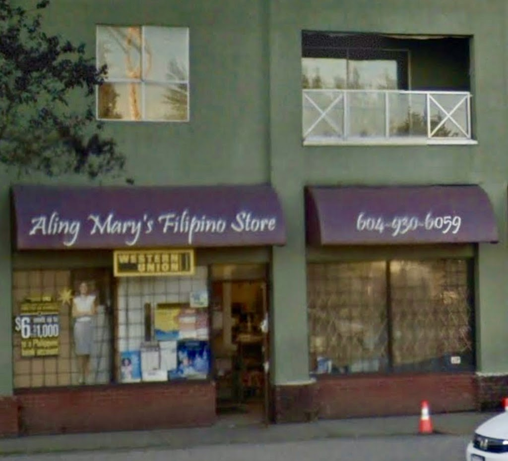 Aling Marys Filipino Store & Bakery | bakery | 13979 104 Ave Unit 103, Surrey, BC V3T 1X1, Canada | 6049306059 OR +1 604-930-6059