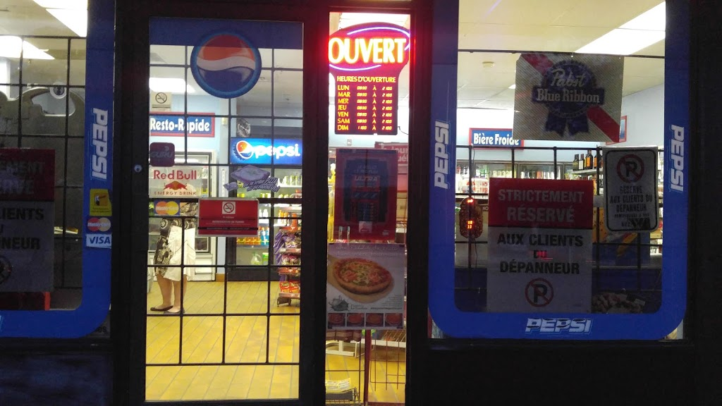 Dépanneur Magisoir Enr | convenience store | 5350 Boulevard Henri-Bourassa, Québec, QC G1H 6Y8, Canada | 4186264223 OR +1 418-626-4223