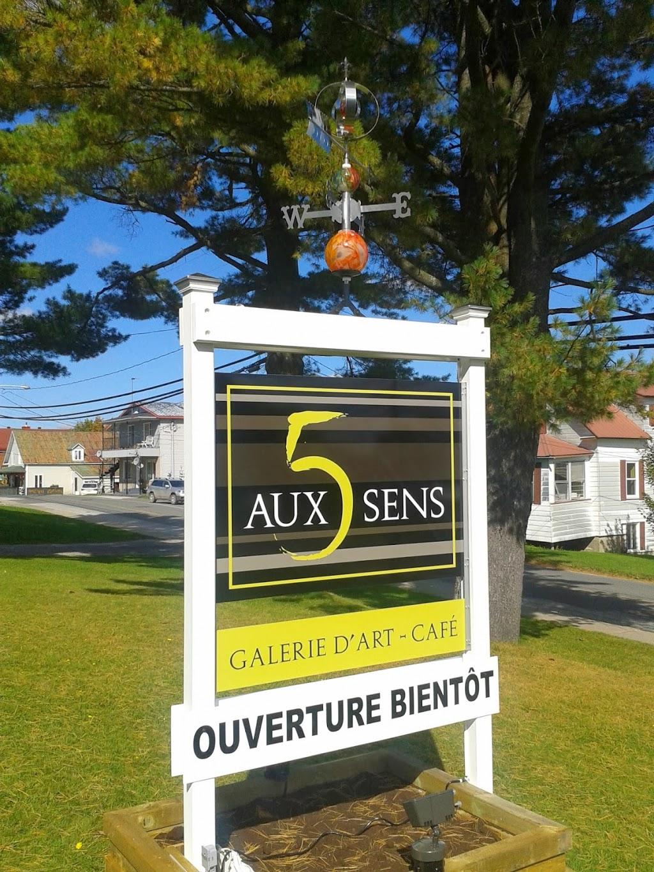 Boulangerie AUX 5 SENS | bakery | 1832 Route Dublin, Inverness, QC G0S 1K0, Canada | 4184533434 OR +1 418-453-3434