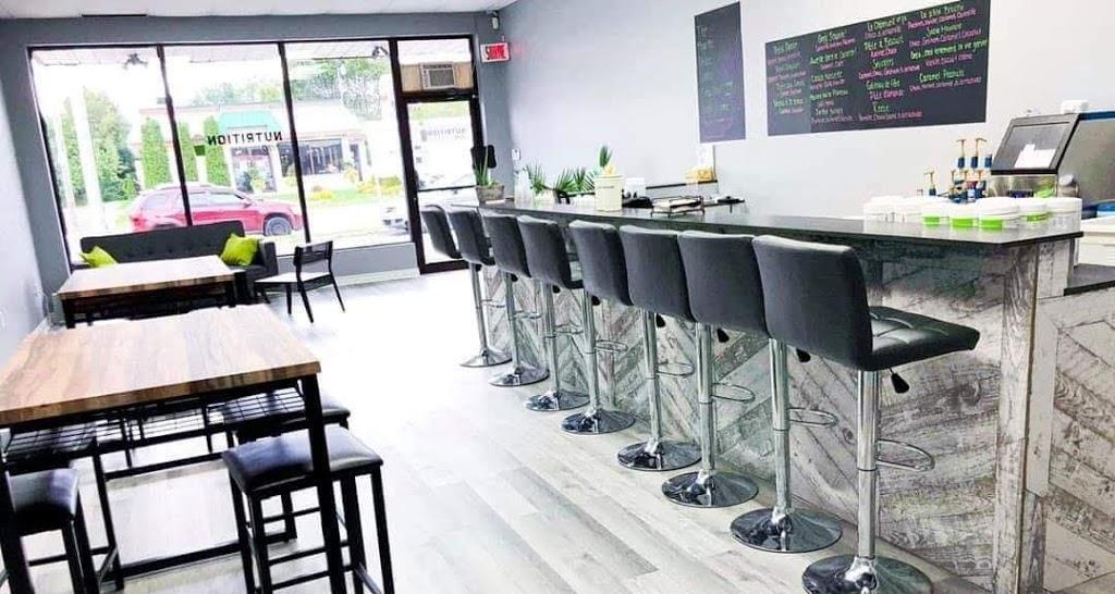 Bar santé nutrition 100 limite   cafe   5101 Montée Saint-Hubert local 5107, Longueuil, QC J3Y 1V6, Canada   5147547359 OR +1 514-754-7359