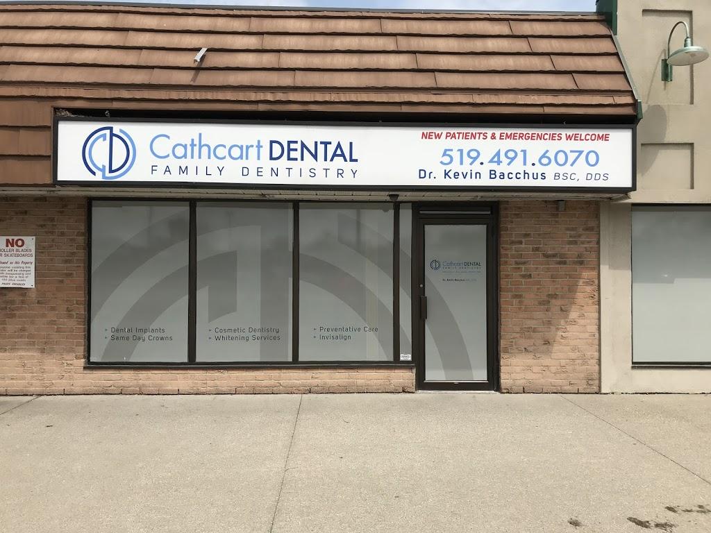 Cathcart Dental Sarnia | dentist | 680 Cathcart Blvd, Sarnia, ON N7V 2N5, Canada | 5194916070 OR +1 519-491-6070