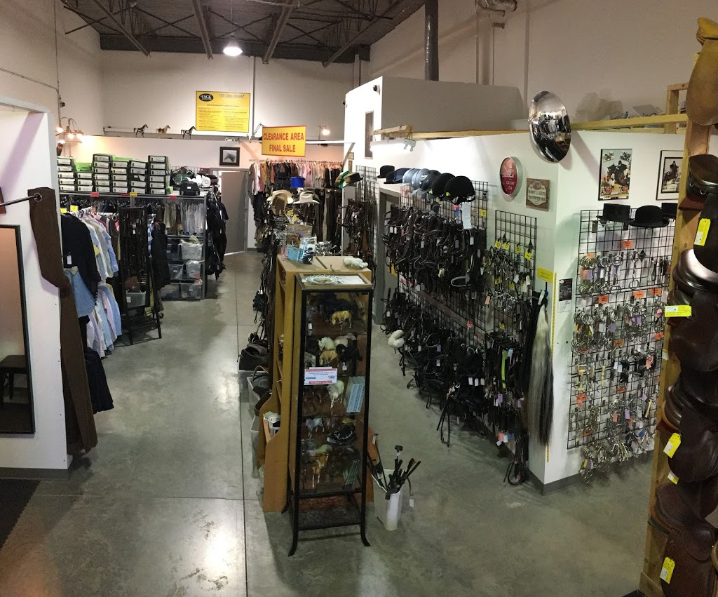 The Tack Collector Ltd  - Store | 5050 106 Ave SE #116