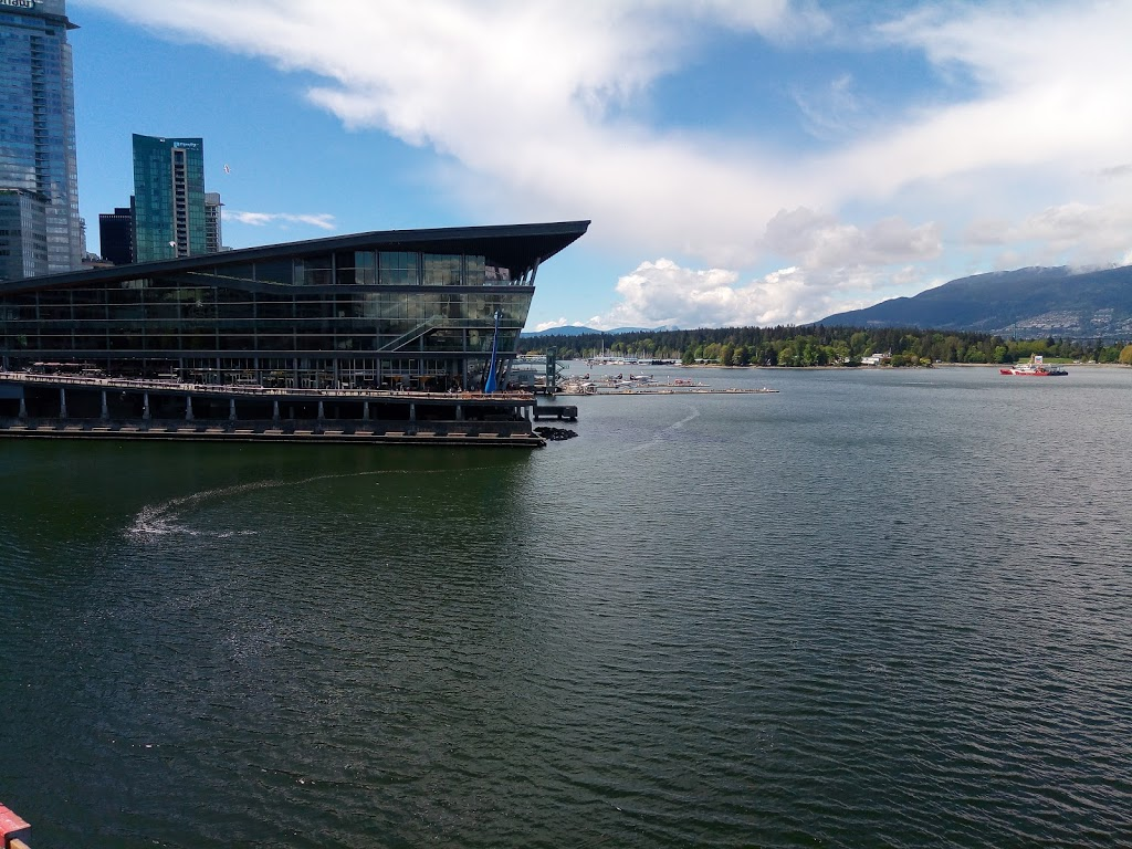 Vancouver Convention Centre   point of interest   1055 Canada Pl, Vancouver, BC V6C 0C3, Canada   6046898232 OR +1 604-689-8232