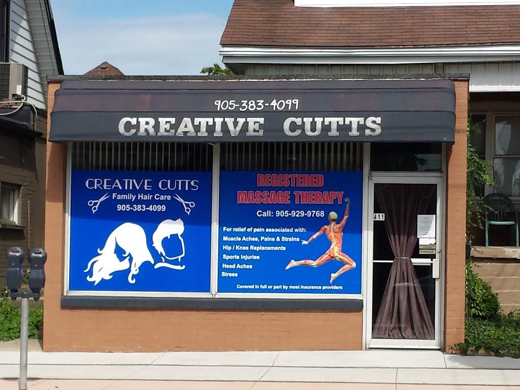 Creative Cutts | hair care | 411 Concession St, Hamilton, ON L9A 1B8, Canada | 9053834099 OR +1 905-383-4099