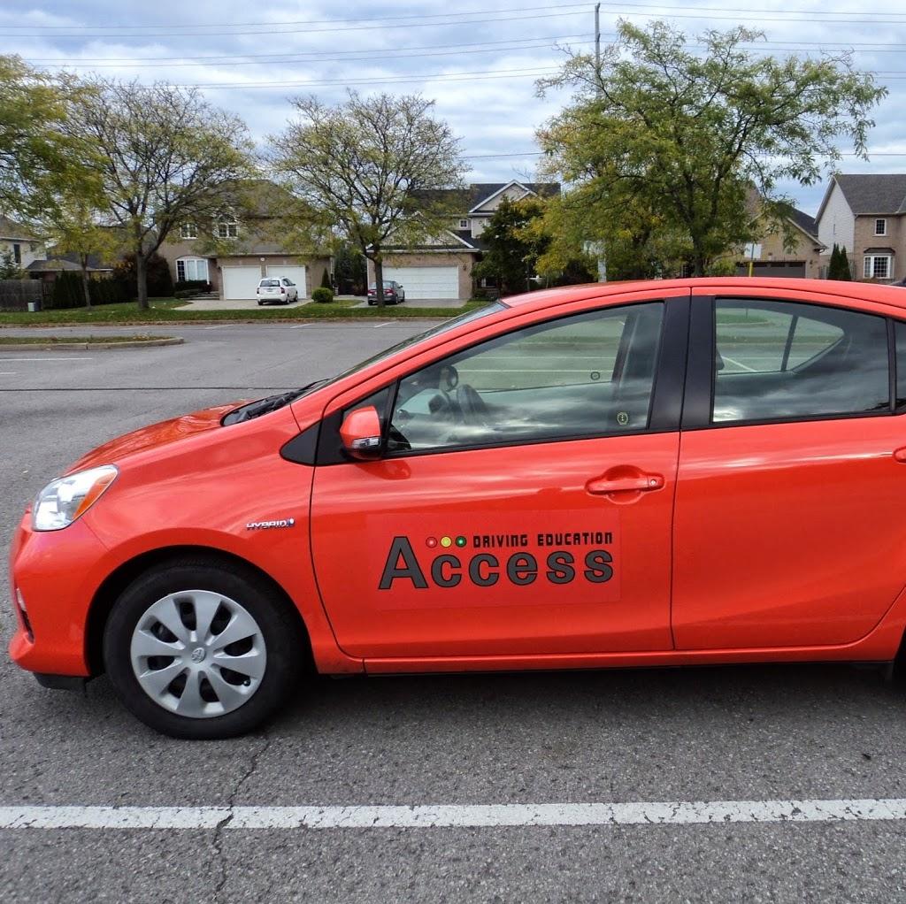 ACCESS DRIVING EDUCATION   school   999 Upper James St, Hamilton, ON L9C 3A6, Canada   8667708079 OR +1 866-770-8079