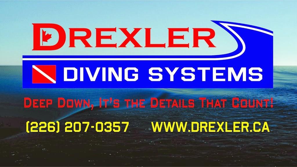 Drexler Diving Systems | school | 470 Jackson St, Harrow, ON N0R 1G0, Canada | 2262070357 OR +1 226-207-0357