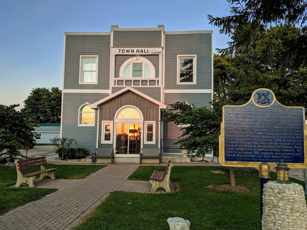 Pelee Island Heritage Centre   museum   1073 W Shore Rd, Pelee Island, ON N0R 1M0, Canada   5197242291 OR +1 519-724-2291