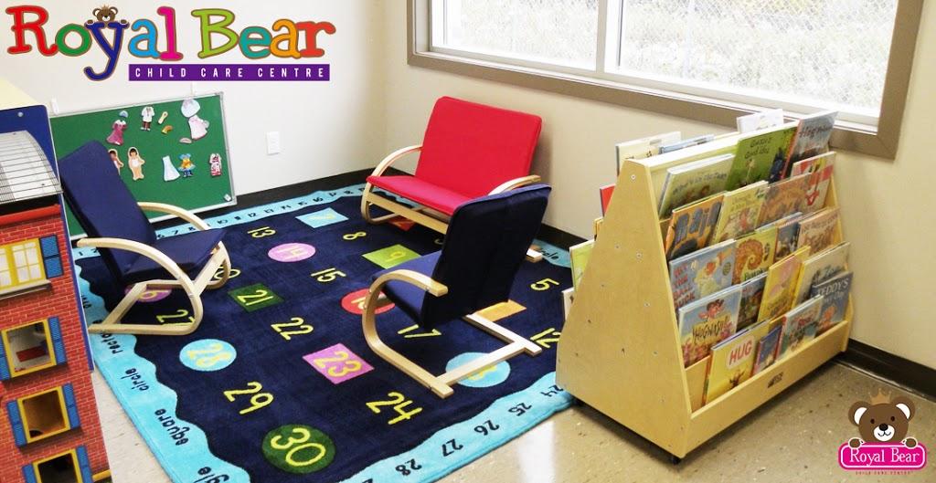 Royal Bear Child Care Centre | school | 701 Grandview St N, Oshawa, ON L1K 2K1, Canada | 2892409188 OR +1 289-240-9188