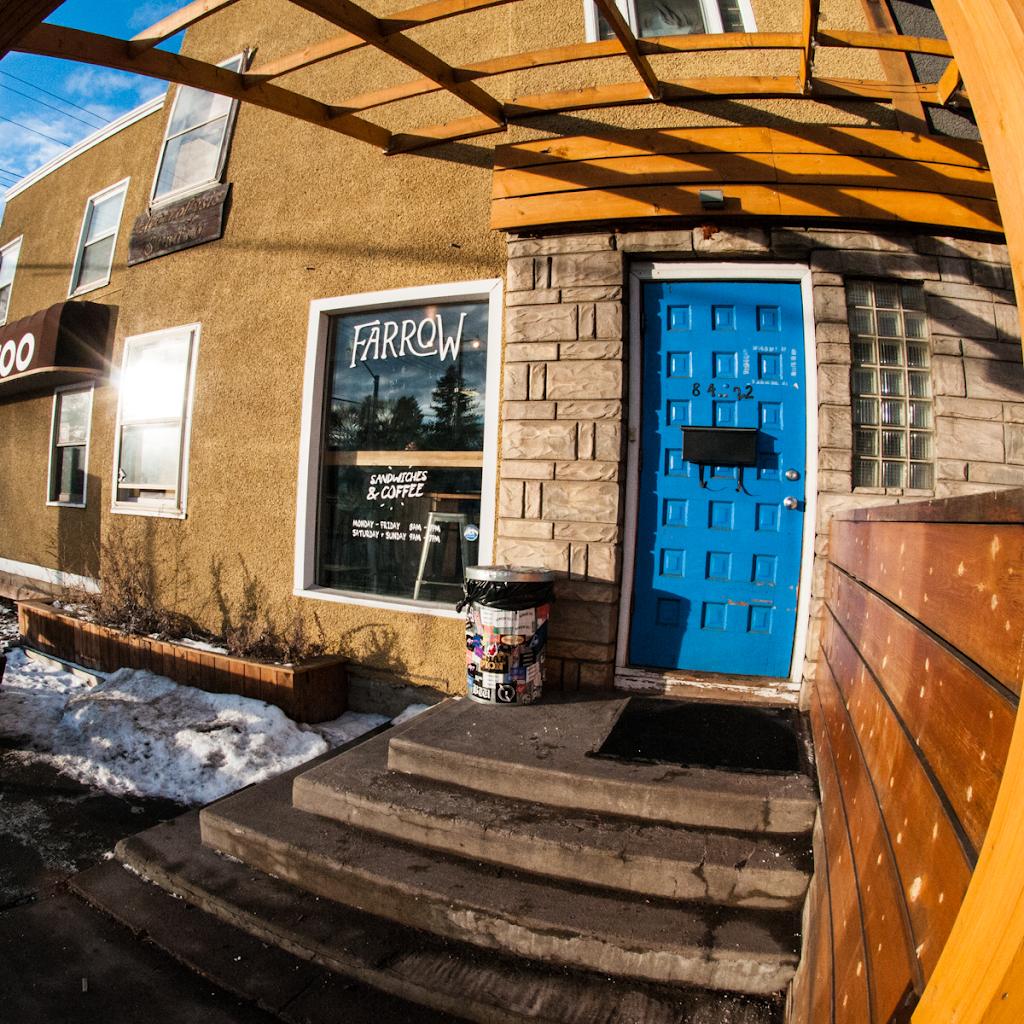 Farrow Garneau | meal takeaway | 8422 109 St NW, Edmonton, AB T6G 1E2, Canada | 7807574160 OR +1 780-757-4160