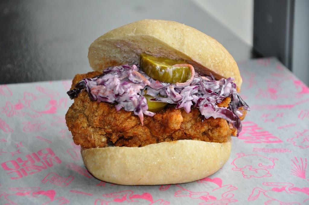 Magic Bird Fried Chicken | restaurant | 61 Sherbrook St, Winnipeg, MB R3C 2B3, Canada | 2046152977 OR +1 204-615-2977