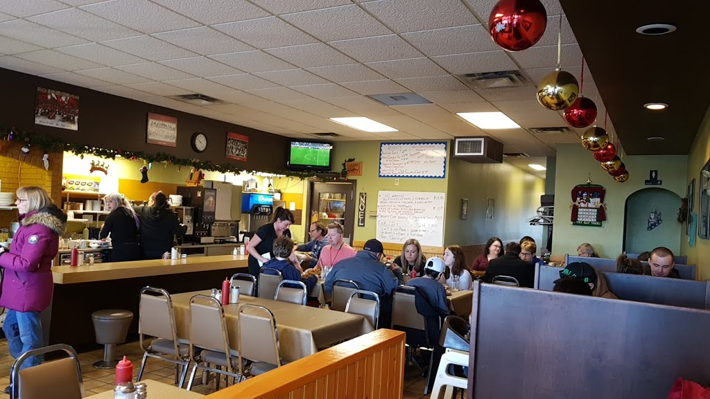 Jaks Diner | restaurant | 1100 Barrydowne Rd, Sudbury, ON P3A 1Z8, Canada | 7055602110 OR +1 705-560-2110