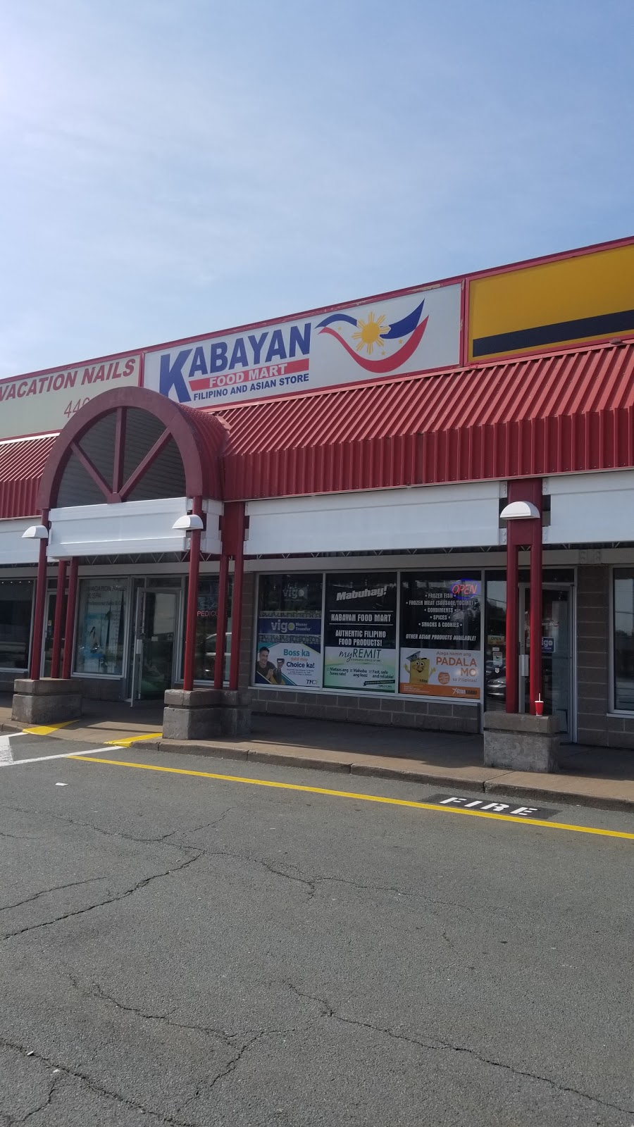 Kabayan Food Mart | store | 172 Wyse Rd Unit 110, Dartmouth, NS B3A 1M6, Canada | 9024075460 OR +1 902-407-5460