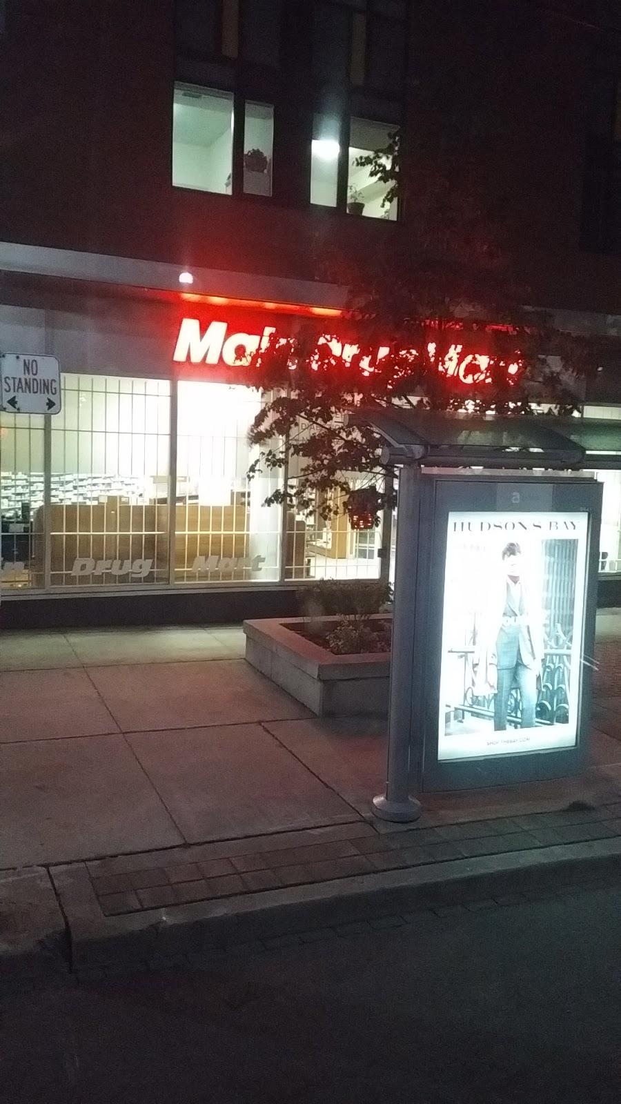 Main Drug Mart | health | 1 Oak St #1, Toronto, ON M5A 0A1, Canada | 4167032727 OR +1 416-703-2727