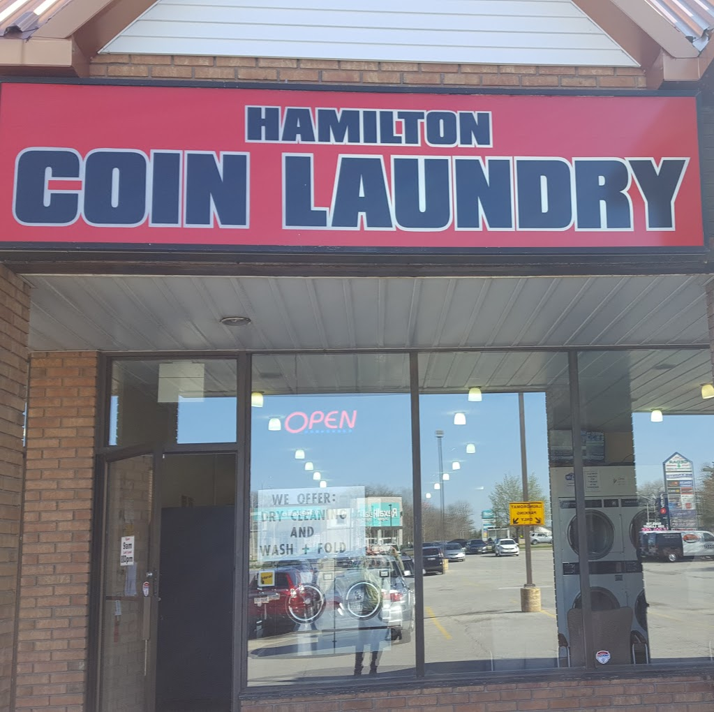 Hamilton Coin Laundry & Dry Cleaning | laundry | 20-1405 Upper Ottawa St, Hamilton, ON L8W 3J6, Canada | 9056671846 OR +1 905-667-1846