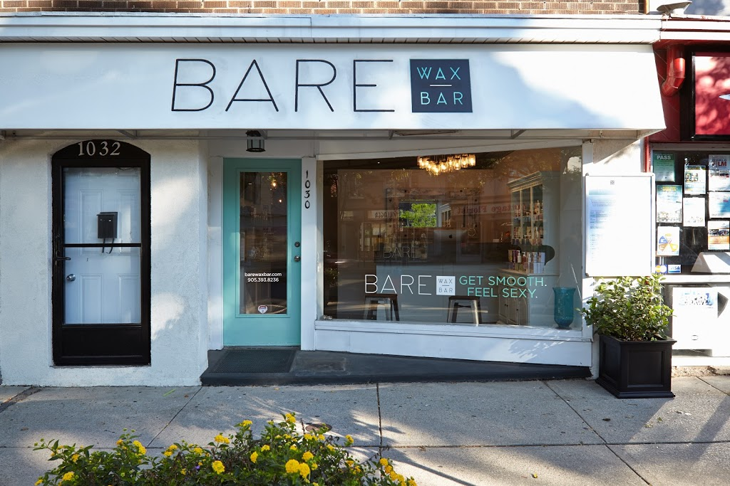 Bare Wax Bar (Westdale) | hair care | 1030 King St W, Hamilton, ON L8S 1L5, Canada | 9053938236 OR +1 905-393-8236