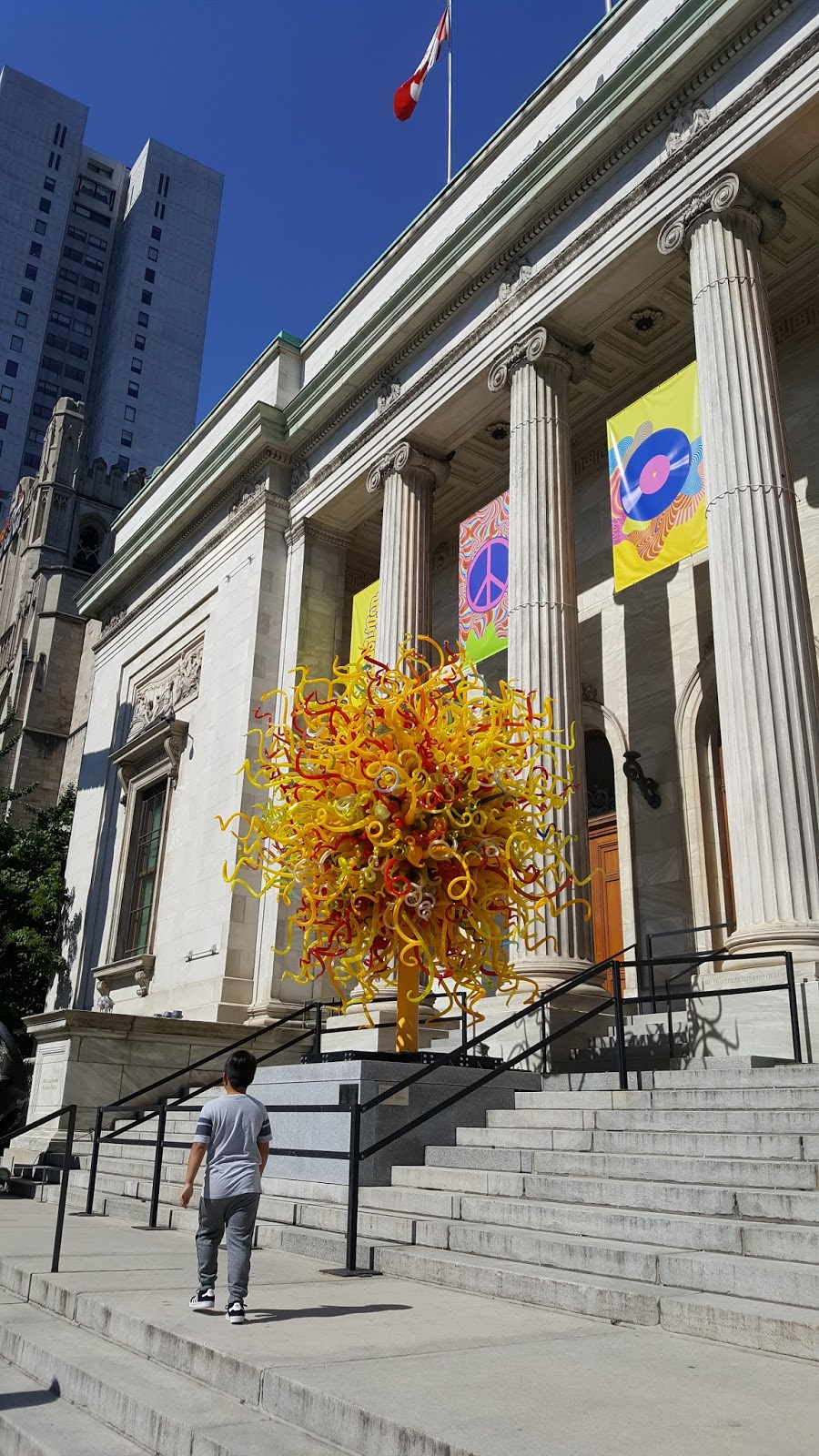 Secret Garden - Art Museum Of Montreal | museum | 3410 Avenue du Musée, Montréal, QC H3G 1K3, Canada | 5142852000 OR +1 514-285-2000