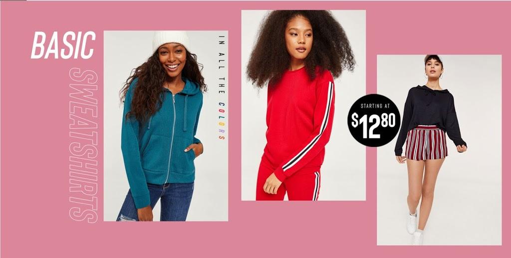 Ardene | clothing store | 134 Primrose Dr, Saskatoon, SK S7K 3V5, Canada | 3066671996 OR +1 306-667-1996