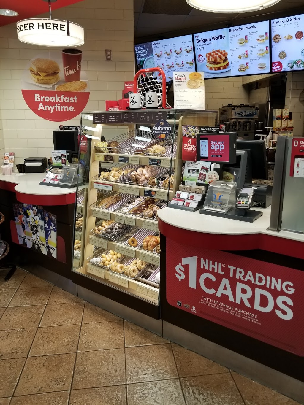 7/11 & tim Hortons Gas & Esso Gas Station | cafe | 16430 87 Ave NW, Edmonton, AB T5R 4H2, Canada