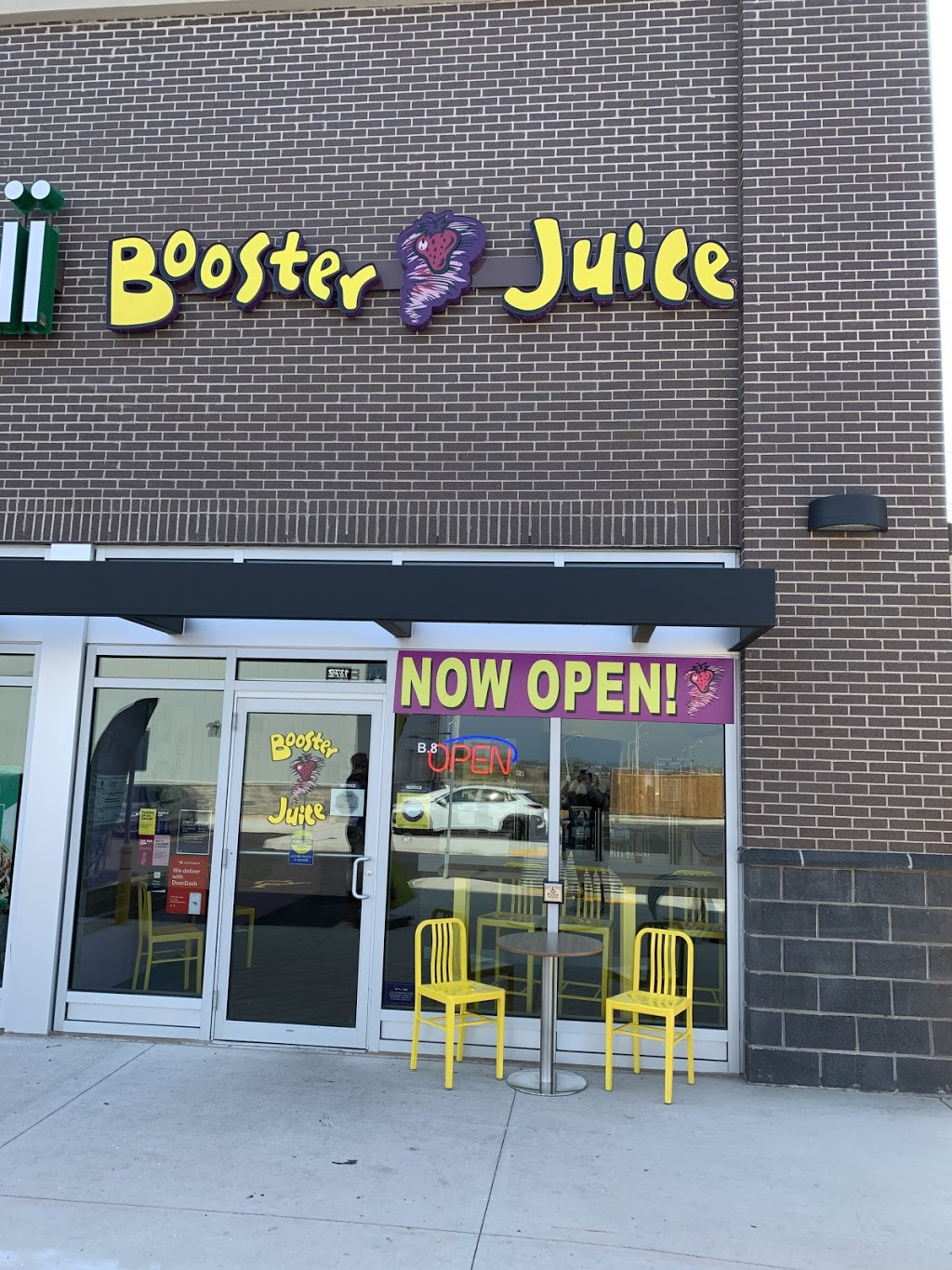 Booster Juice | meal delivery | 1374 S Service Rd Unit 8, Stoney Creek, ON L8E 5C5, Canada | 9056430208 OR +1 905-643-0208