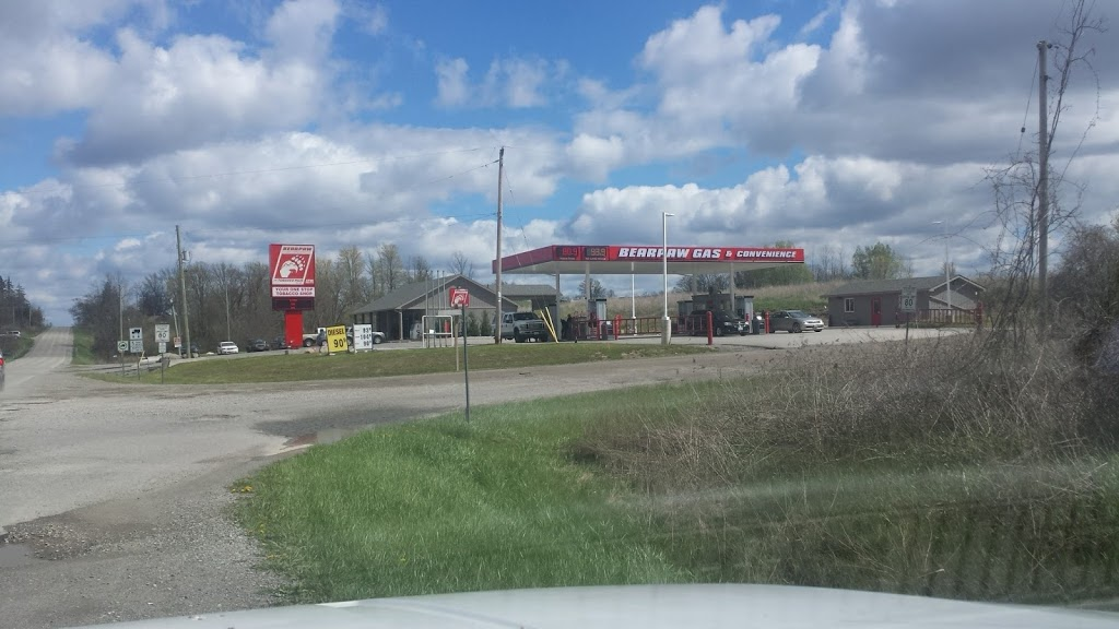 Bearpaw Gas   gas station   310 Sour Springs Rd, Hagersville, ON N0A 1H0, Canada   5194452200 OR +1 519-445-2200