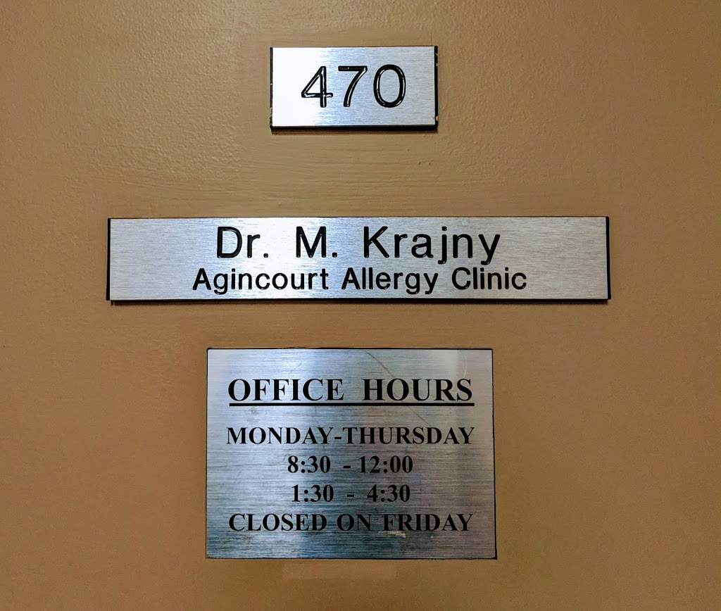 M J Krajny MD | doctor | 5 Fairview Mall Dr #470, North York, ON M2J 2Z1, Canada | 4164992716 OR +1 416-499-2716
