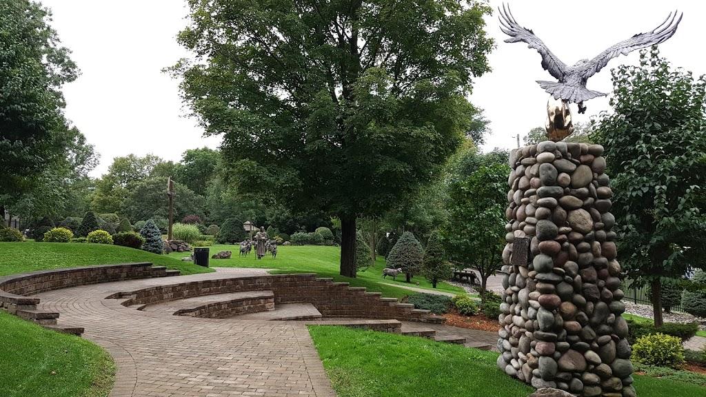 Garden of Hope and Faith Walk Garden | park | Elizabethtown-Kitley, ON K0E 1M0, Canada | 6133453424 OR +1 613-345-3424