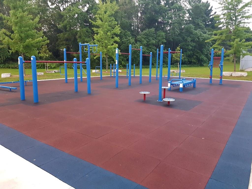 Waterloo - Calisthenics Exercise Stations - | gym | Waterloo, ON N2J 2L1, Canada