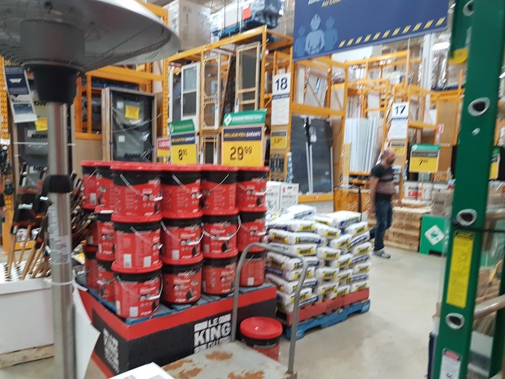 Lentrepôt RONA | furniture store | 1500 Rue Bouvier, Québec, QC G2K 1N8, Canada | 4186226555 OR +1 418-622-6555