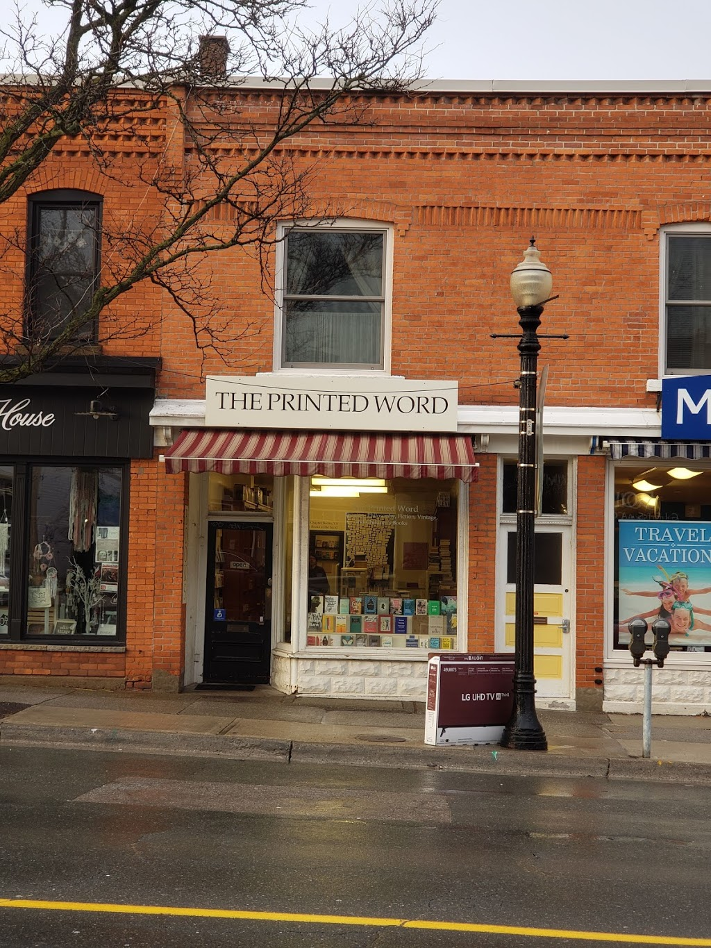 The Printed Word (by appointment only) | book store | 69 King St W, Dundas, ON L9H 1T5, Canada | 4379748428 OR +1 437-974-8428