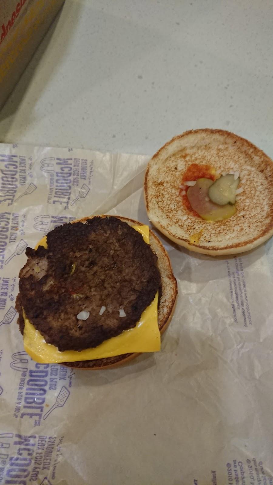 McDonalds | cafe | 120 Thames St N, Ingersoll, ON N5C 4B1, Canada | 5194850850 OR +1 519-485-0850