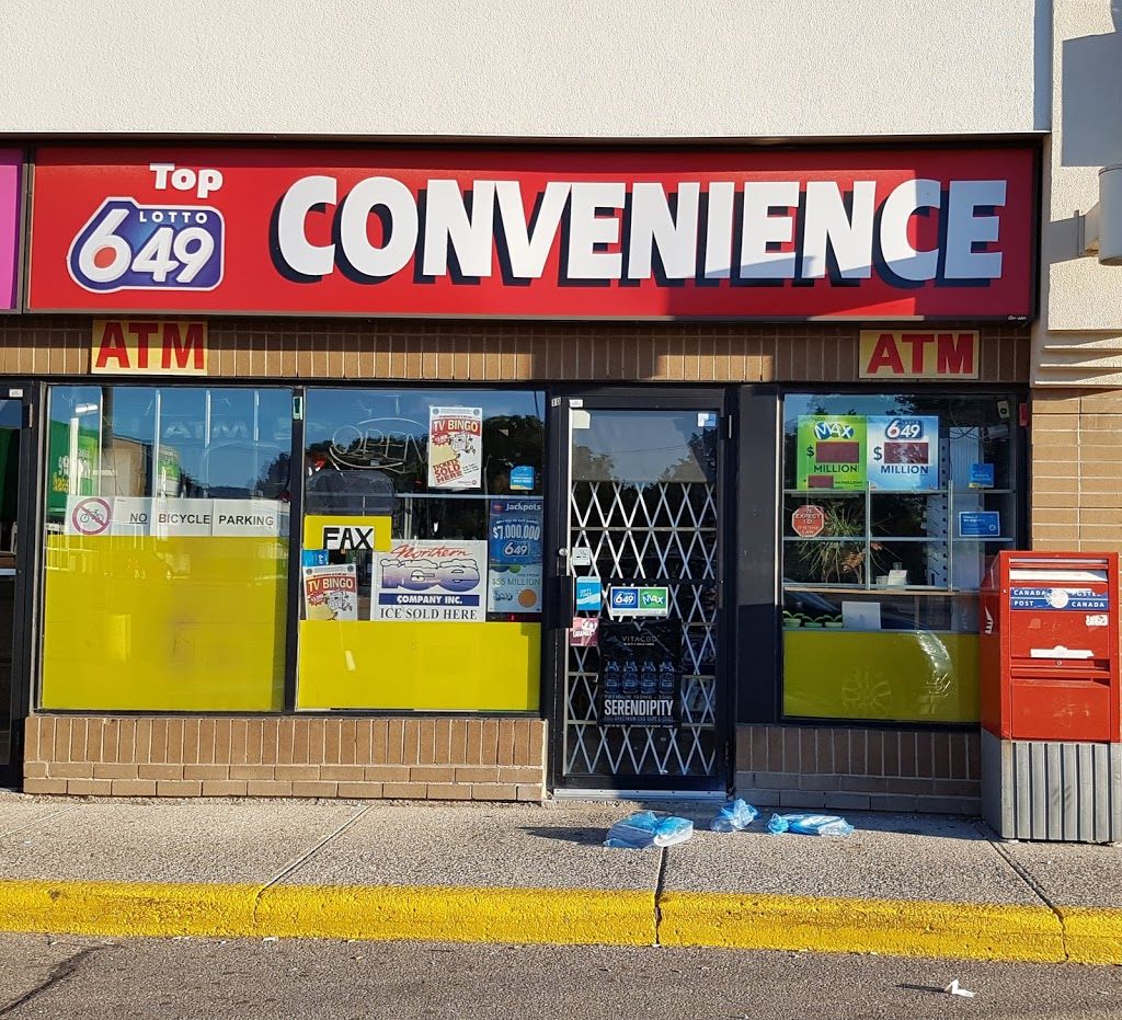 Top Convenience | convenience store | 370 Highland Rd W, Kitchener, ON N2M 5J9, Canada | 5195786546 OR +1 519-578-6546