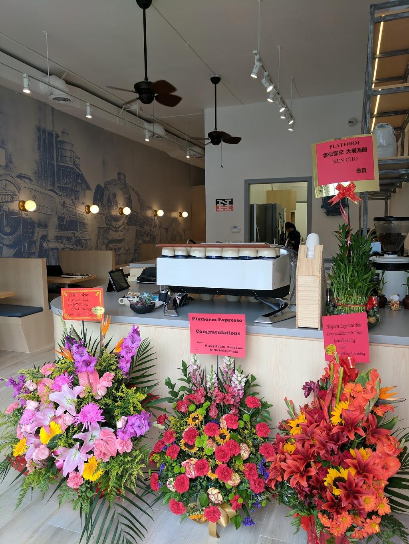 Platform Espresso Bar | cafe | 4450 Hwy 7, Unionville, ON L3R 1M2, Canada | 9056049110 OR +1 905-604-9110