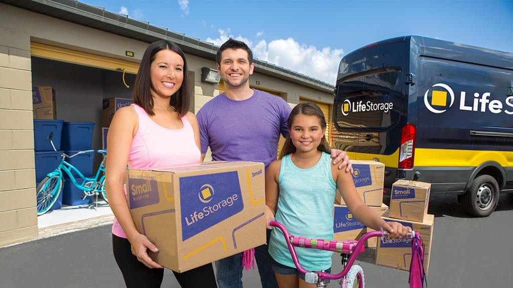 Life Storage | moving company | 2681 Niagara Falls Blvd, Amherst, NY 14228, USA | 7166914565 OR +1 716-691-4565