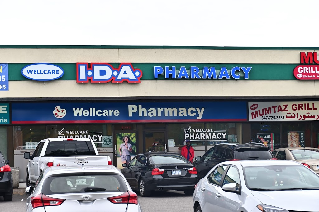 Wellcare Pharmacy | health | 3352 Keele St, North York, ON M3J 1L5, Canada | 4166304513 OR +1 416-630-4513