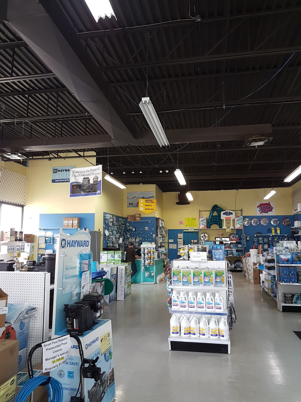 Discounter S Pool And Spa Warehouse 760 Dundas St E Mississauga On L4y 2b6 Canada
