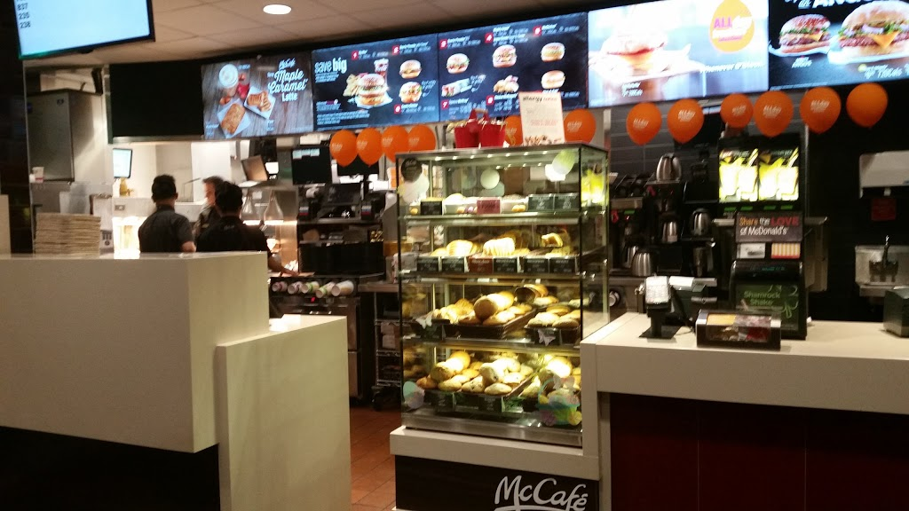 McDonalds | cafe | 664 Portage Ave, Winnipeg, MB R3G 0M4, Canada | 2049496035 OR +1 204-949-6035