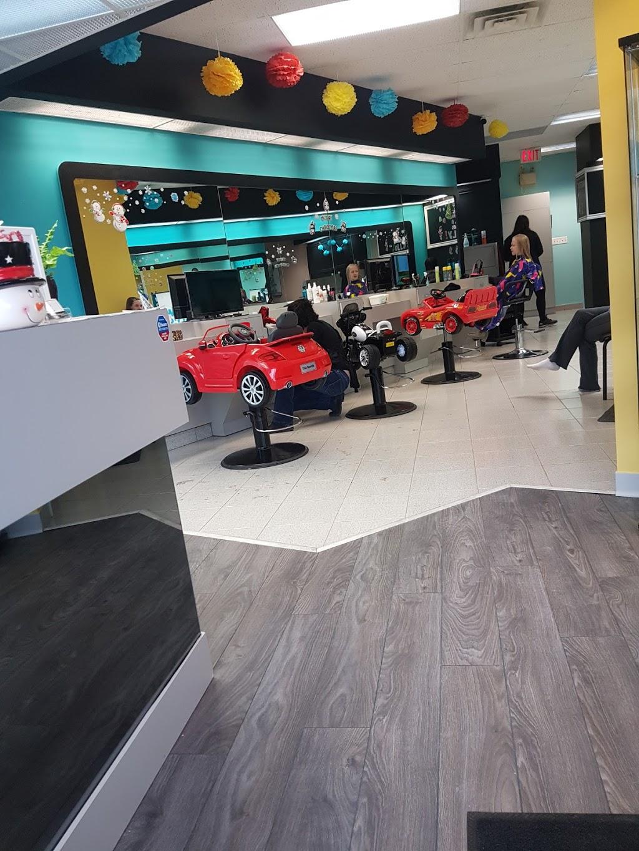 Pom Poms Childrens Salon   hair care   86 Mall Rd b1, Hamilton, ON L8V 5C5, Canada   9055754247 OR +1 905-575-4247