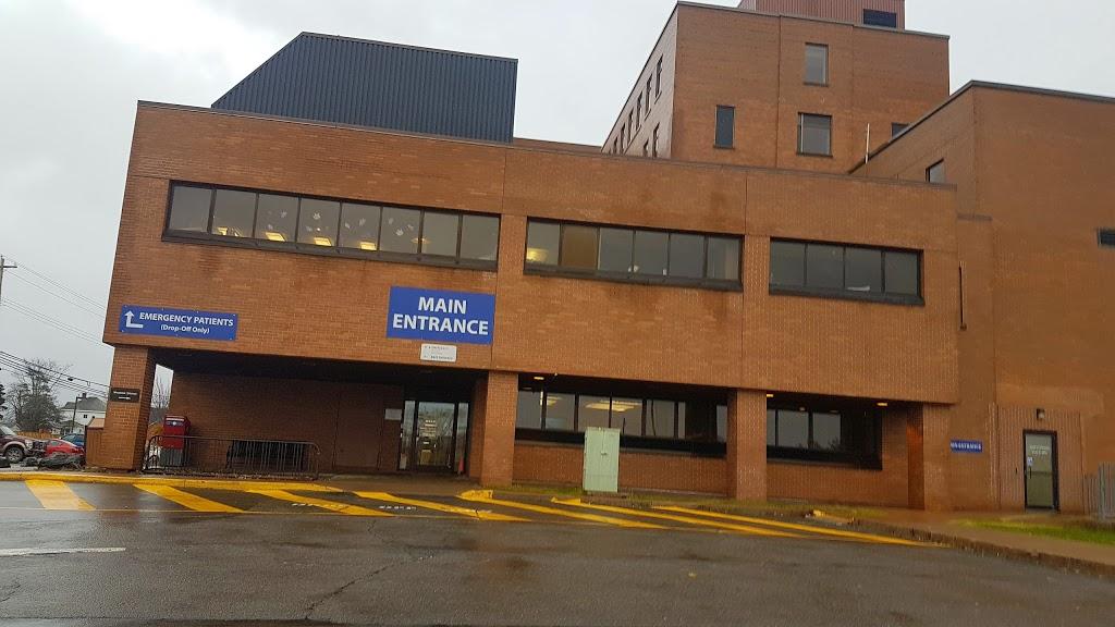 Aberdeen Hospital | health | 835 E River Rd, New Glasgow, NS B2H 3S6, Canada | 9027527600 OR +1 902-752-7600
