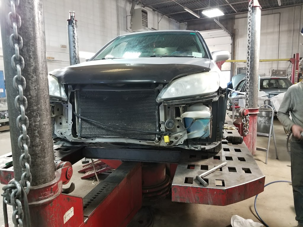 Express Autobody Ltd 2017 | car repair | 106 ave and, 104 St NW, Edmonton, AB T5H 2W2, Canada | 7809961925 OR +1 780-996-1925