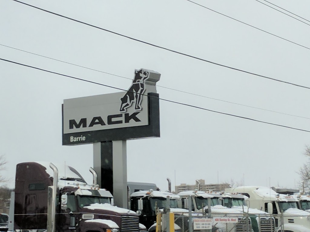 Mid-Ontario Truck Centre | store | 400 Dunlop St W, Barrie, ON L4N 1C2, Canada | 7057221122 OR +1 705-722-1122
