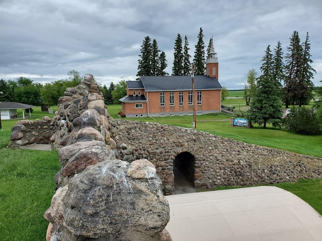 Skaro Shrine (Our Lady of Lourdes Grotto) | point of interest | 570010, AB-831, Skaro, AB T0B 2R0, Canada | 7809983288 OR +1 780-998-3288
