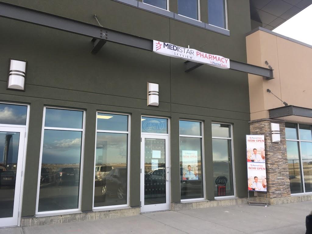 Medistar Pharmacy Skyview PharmaChoice   health   5305 Country Hills Blvd NE #180, Calgary, AB T3N 1B6, Canada   5873566334 OR +1 587-356-6334
